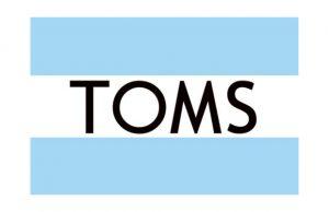 Toms - Kortingscodes